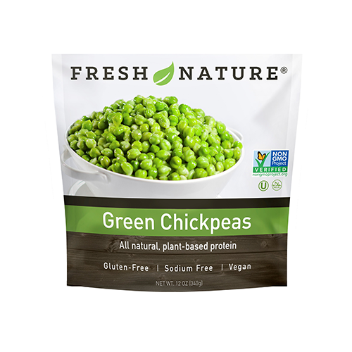 Green Chickpea Product Photo