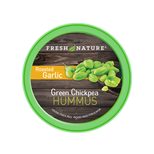 Roasted Garlic Hummus Product Image 500x500