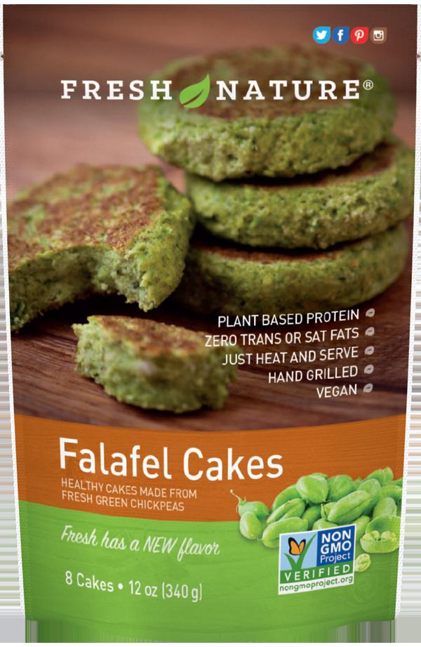 Falafel Cake Product Image