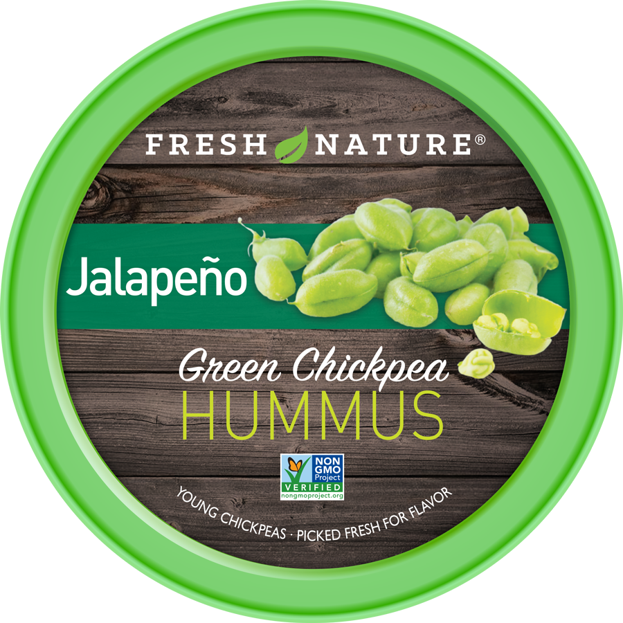Jalapeno Hummus Product Photo